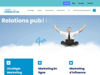 Agence de marketing en ligne