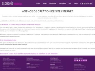 Détails : Agence création site internet