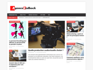 Détails : Agence web Redback : des sites internet clé en main