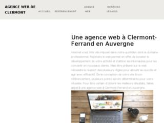 Détails : Agence web à Clermont-Ferrand