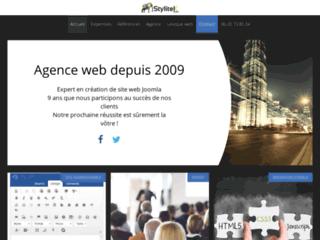 Détails : Stylitek, agence web à Mulhouse