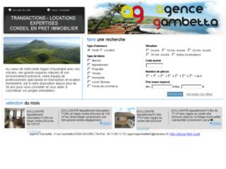 Détails : Agence immobilière gambetta à Issoire