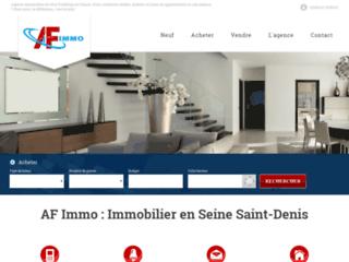 Détails : Tout l'immobilier du 93 sur AF Immo