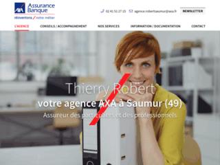 Agence Axa Thierry Robert à Saumur