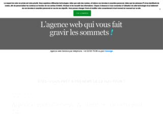 Agence web Haute Savoie