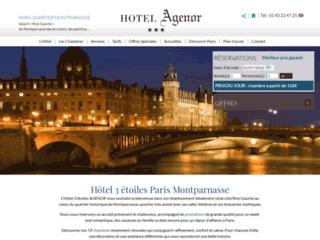 Détails : Hotel paris montparnasse  14ème