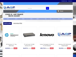Détails : AGP France Service