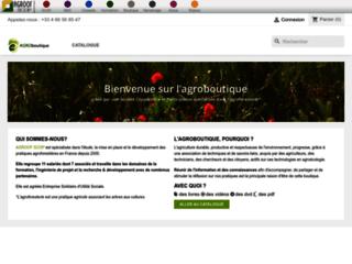 Agroboutique resources sur l'agroécologie