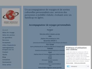 Détails : Accompagnant de personne à mobilité réduite