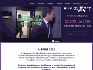 AI Paris 2019