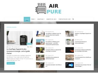 Accueil - Air Pure