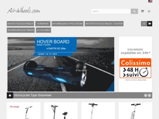 Détails : Le monocycle electrique, nouveau mode de transport urbain