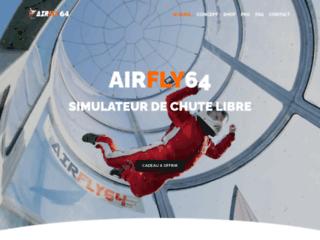 Airfly 64 : votre simulateur de chute libre à Bayonne