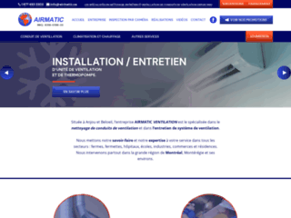 Détails : Partenaire idéal en nettoyage de conduits