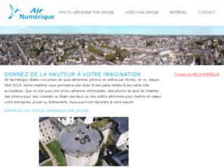 Air numérique photo aérienne