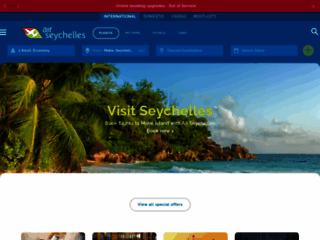Détails : Air Seychelles, compagnie aérienne nationale