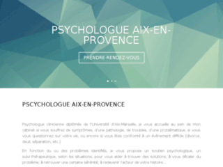 Psychologue en Aix-en-Provence