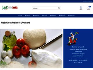 Détails : Minut' Pizza, livraison de pizza à Aix-en-Provence