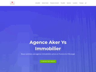 Aker Ys Immobilier, la meilleure agence immobilière