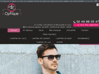 Opticien Quincampoix, Auffay, Bacqueville-en-Caux - Al Optique