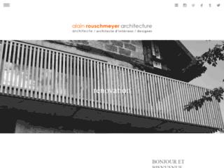 Détails : alain rouschmeyer architecture