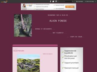 Alain Pinède - Peintre de l'Ardèche