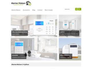 Détails : Alarme de maison sans fil