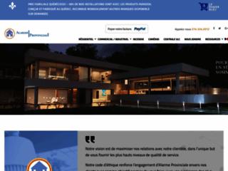 Détails : Spécialiste des produits de sécurité des maisons