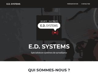 E.D.System, entreprise d'installation de dispositifs de sécurité à Mouscron