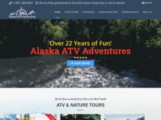Alaskaatvadventures.com