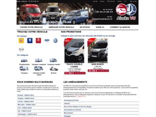 Détails : Achat véhicule utilitaire | Alaska VU
