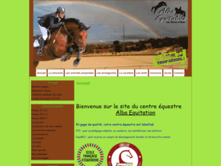 Alba équitation