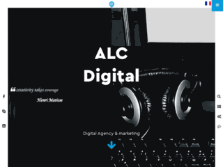 ALC Digital – Agence web et marketing au Cameroun