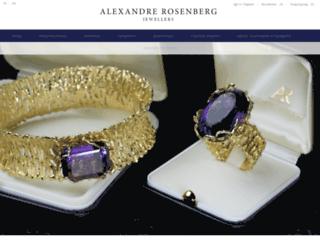 Joaillerie en Ligne Alexandre Rosenberg