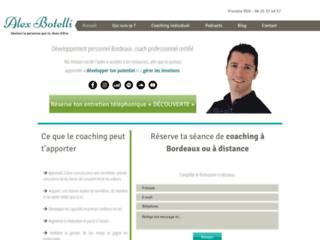 Coach de vie Bordeaux - Alex Botelli