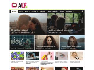 Alf, meilleur site d'informations sur la mode