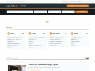 algeriahome annonces immobilieres
