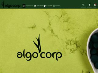 Algocorp, votre fournisseur de spiruline Bio