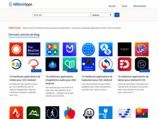 All Best Apps moteur de recherche d'applications