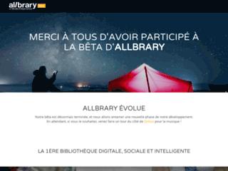 Détails : Allbrary
