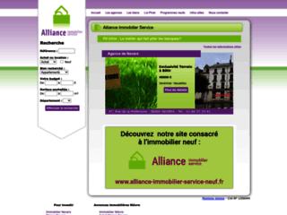 Détails : Agence Alliance Immobilier Service