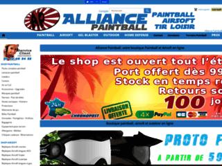 Détails : Magasin paintball