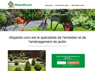AlloJardin Tarif Entretien de jardin