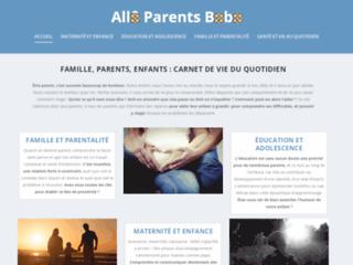 Détails : Allô Parents Bobo