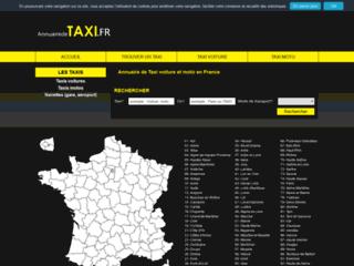 Détails : Reservation taxi bleu en France