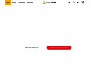 Alma solar shop