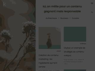 Le blog ALMAKA