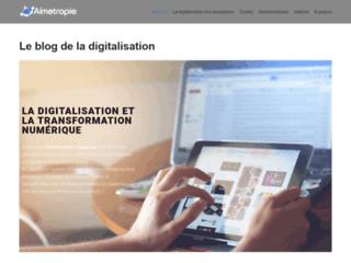 Le blog de la digitalisation