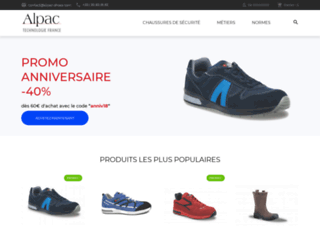 Détails : Alpac Shoes