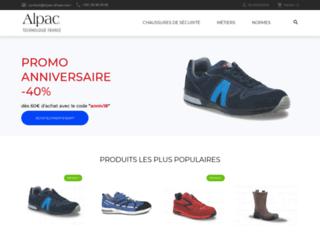 Détails : Alpac Shoes